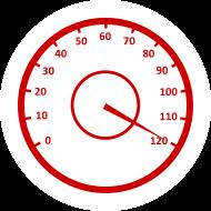 6Street - Accelerator Icon